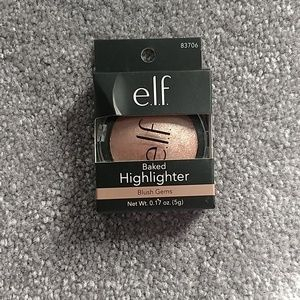 elf baked highlighter-blush gems